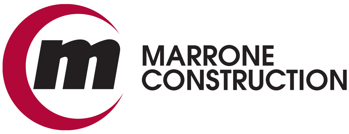 Logo design for Marrone Construction.